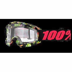 Велоочки 100% Accuri Chapter 11 / Clear Lens, 50200-209-02 велоочки 100% accuri pollok clear lens 50200 199 02