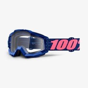 Велоочки 100% Accuri Futura / Clear Lens, 50200-249-02 велоочки 100% accuri pollok clear lens 50200 199 02