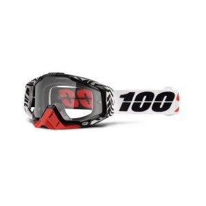 Велоочки 100% Racecraft Zoolander / Clear Lens, 50100-177-02Велоочки<br>Верхняя модель линейки 100%, созданная для самых требовательных гонщиков – максимально лёгкая и удобная, обеспечивающая отличный обзор. Благодаря минималистичному дизайну и тщательно продуманным деталям эта маска отлично выглядит и выполняет свои функции на все 100 процентов. В комплекте – защита переносицы, комплект отрывных лепестков и текстильный чехол.<br><br><br><br>ОСОБЕННОСТИ<br><br><br><br>Цвет оправы/резинки: белый<br><br>Цвет линзы: прозрачный<br><br>В комплекте – защита переносицы, комплект отрывных лепестков и текстильный чехол<br>