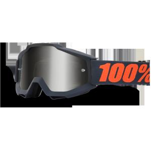Велоочки 100% Accuri Sand Gunmetal / Grey Smoke Lens, 50201-025-02Велоочки<br>Маска Accuri Sand – оптимальный выбор для езды по пустыне на мотоцикле или велосипеде. В таких условиях особенно важна хорошая видимость и обзор. Основная особенность масок Sand – пыленепроницаемость. Даже мельчайшие частички пыли не попадут под линзу такой маски во время езды.<br><br><br><br>ОСОБЕННОСТИ<br><br><br><br>Особый пеноматериал с закрытыми ячейками непроницаем даже для мельчайших частиц пыли<br><br>Серая затемнённая линза защищает глаза от яркого света<br><br>Гибкая полиуретановая оправа для большего комфорта<br><br>Тройной слой поролона эффективно отводит лишнюю влагу от кожи<br><br>В масках Sand используются такие же линзы, как и в других моделях от 100%<br>