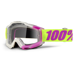 Велоочки 100% Accuri Tootaloo / Clear Lens, 50200-172-02 велоочки 100% accuri pollok clear lens 50200 199 02