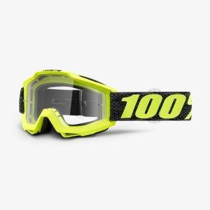 Велоочки 100% Accuri Tresse / Clear Lens, 50200-250-02 велоочки 100% accuri pollok clear lens 50200 199 02