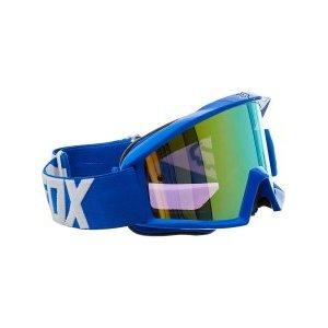 Велоочки Fox Main Race, синий, 19968-002-NSВелоочки<br>Базовая модель от Fox, обеспечивающая отличный обзор и максимальный комфорт благодаря тройному слою поролона с флисовой отделкой. Линза из запатентованного материала Lexan поглощает 100% ультрафиолетового излучения.<br><br><br><br>ОСОБЕННОСТИ<br><br><br><br>Линза из запатентованного материала Lexan поглощает 100% ультрафиолетового излучения<br><br>Тройной слой поролона с флисовой отделкой<br>