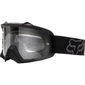 Велоочки Fox Air Space Matte Black Clear, 06333-901-OSВелоочки<br>Проверенная временем маска от Fox – на 30% больший, чем раньше, объём воздуха внутри оправы, обеспечивающий лучшую вентиляцию, отличный боковой обзор и максимальный комфорт. 19-миллиметровая подкладка из трёх слоёв пеноматериала эффективно отводит влагу от лица.<br><br><br><br>ОСОБЕННОСТИ<br><br><br><br>Больший, чем раньше, объём воздуха внутри оправы обеспечивает лучшую вентиляцию, отличный боковой обзор и максимальный комфорт<br>