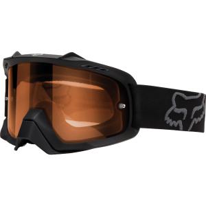 Велоочки Fox Air Space Enduro Matte Black Dual Orange, 09951-902-OSВелоочки<br>Проверенная временем маска от Fox – на 30% больший, чем раньше, объём воздуха внутри оправы, обеспечивающий лучшую вентиляцию, отличный боковой обзор и максимальный комфорт. 19-миллиметровая подкладка из трёх слоёв пеноматериала эффективно отводит влагу от лица.<br><br><br><br>ОСОБЕННОСТИ<br><br><br><br>Больший, чем раньше, объём воздуха внутри оправы обеспечивает лучшую вентиляцию, отличный боковой обзор и максимальный комфорт<br><br>Линза из патентованного полимера Lexan обеспечивает стопроцентную защиту от ультрафиолетового излучения<br>
