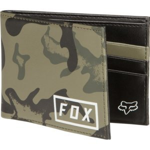 Кошелек Fox Camo Pinned Pu Wallet Camo, 20830-027-OS
