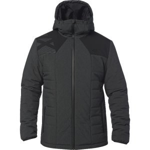 Велокуртка Fox Completion Jacket, черный 2016Велокуртка<br>Лёгкая утеплённая куртка от Fox, которая отлично подойдёт как для повседневного ношения, так и для занятий спортом. Верх модели выполнен из плотной синтетической ткани, а синтетический утеплитель Primaloft обеспечивает ей хорошую теплоизоляцию при минимальном весе. Дополнительные особенности куртки – регулируемый капюшон и боковые карманы на молниях.<br><br><br><br>ОСОБЕННОСТИ<br><br><br><br>Материал верха: 100% - полиэстер<br><br>Утеплитель: Primaloft<br><br>Регулируемый капюшон<br><br>Боковые карманы на молниях<br>