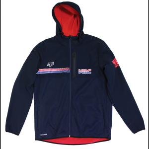 Велокуртка Fox HRC Gariboldi Thermabond Jacket, синий 2018Велокуртка<br>Оригинальная куртка от Fox, которая отлично подойдёт как для занятий спортом, так и для повседневного ношения. Модель выполнена из плотной синтетической ткани, и основные её особенности – это регулируемый капюшон, высокий воротник, нагрудный карман и командная расцветка Honda/HRC.<br><br><br><br>ОСОБЕННОСТИ<br><br><br><br>Материал: 100% - полоиэстер<br><br>Высокий воротник<br><br>Регулируемый капюшон<br><br>Нагрудный карман<br><br>Командная расцветка Honda/HRC<br>