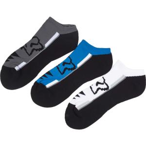 Носки Fox Perf No Show Socks, 3 пары, синий 2017 носки minecraft socks 3 pack green зеленые s 3 пары 11750