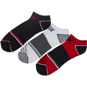Носки Fox Tech Midi Socks, 3 пары, красный 2017 носки minecraft socks 3 pack green зеленые s 3 пары 11750