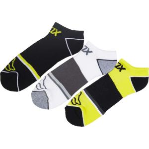 Носки Fox Tech Midi Socks, 3 пары, желтый 2017 носки minecraft socks 3 pack green зеленые s 3 пары 11750