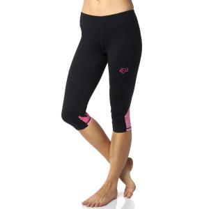 Леггинсы велосипедные женские Fox Phoenix Legging, черный 2016Велоштаны<br>Мягкие компрессионные леггинсы от Fox, идеальные для занятий спортом. Основные особенности данной модели – это высокая талия, сглаженные швы и фирменный материал TRUDRI, который быстро сохнет и эффективно отводит влагу от тела. А вставки из сетчатого материала обеспечивают дополнительную вентиляцию.<br><br><br><br>ОСОБЕННОСТИ<br><br><br><br>Мягкие компрессионные леггинсы от Fox<br><br>Материал: 88% - полиэстер, 12% - спандекс<br><br>Высокая талия<br><br>Сглаженные швы<br><br>Вставки из сетчатого материала для дополнительной вентиляции<br>
