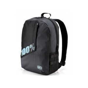 Рюкзак 100% Porter Backpack Charcoal, черный, 01002-052-01