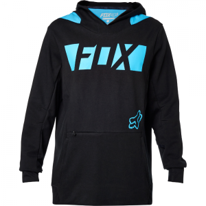 Толстовка Fox Flexair Libra Pullover Fleece, черный 2016