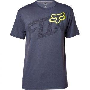 Велофутболка Fox Condensed SS Tech Tee Pewter 2016Велофутболка<br>Оригинальная футболка от Fox, которая отлично подойдёт как для занятий спортом, так и для повседневного ношения. Модель свободного кроя, выполненная из мягкой синтетической ткани. Основная особенность этой футболки – фирменная технология TRUDRI от Fox, благодаря которой материал быстро сохнет и эффективно отводит влагу от тела.<br><br><br><br>ОСОБЕННОСТИ<br><br><br><br>Материал: 85% - полиэстер, 15% - хлопок<br><br>Свободный крой<br><br>Оригинальный принт<br><br>Технология TRUDRI<br>