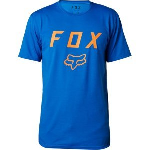 Велофутболка Fox Contended SS Tech Tee Dust, синий 2018
