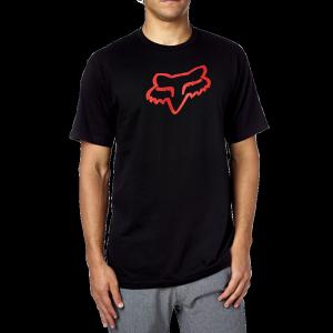 Велофутболка Fox Legacy Foxhead SS Tee, черно-красный 2018Велофутболка<br>Высококачественная футболка от Fox. Модель свободного кроя, выполненная из плотной хлопковой ткани и декорированная оригинальным принтом.<br><br><br><br>ОСОБЕННОСТИ<br><br><br><br>Материал: 60% - хлопок, 40% - полиэстер<br><br>Длинный рукав<br><br>С-образный вырез<br><br>Оригинальный принт<br>
