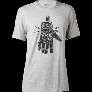 Велофутболка Fox Lifer SS Premium Tee, серый 2017Велофутболка<br>Высококачественная футболка с коротким рукавом от Fox. Модель выполнена из плотной дышащей ткани и декорирована оригинальными принтами.<br><br><br><br>ОСОБЕННОСТИ<br><br><br><br>Материал: 100% - хлопок<br><br>Оригинальный принт на груди<br>