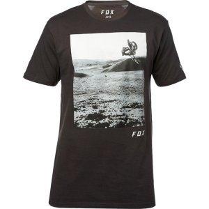 Велофутболка Fox Picogram SS Premium Tee, черный 2018Велофутболка<br>Высококачественная футболка от Fox, которая отлично подойдёт как для занятий спортом, так и для повседневного ношения. Модель свободного кроя, выполненная из мягкой синтетической ткани. Основная особенность этой футболки – фирменная технология TRUDRI от Fox, благодаря которой материал быстро сохнет и эффективно отводит влагу от тела.<br><br><br><br>ОСОБЕННОСТИ<br><br><br><br>Материал: 65% - хлопок, 35% - полиэстер<br><br>Свободный крой<br><br>Оригинальный принт<br><br>Технология TRUDRI<br>