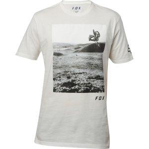 Велофутболка Fox Picogram SS Premium Tee Chalk 2018Велофутболка<br>Высококачественная футболка от Fox, которая отлично подойдёт как для занятий спортом, так и для повседневного ношения. Модель свободного кроя, выполненная из мягкой синтетической ткани. Основная особенность этой футболки – фирменная технология TRUDRI от Fox, благодаря которой материал быстро сохнет и эффективно отводит влагу от тела.<br><br><br><br>ОСОБЕННОСТИ<br><br><br><br>Материал: 65% - хлопок, 35% - полиэстер<br><br>Свободный крой<br><br>Оригинальный принт<br><br>Технология TRUDRI<br>