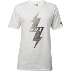 Велофутболка Fox Pre Mortum SS Premium Tee Chalk 2018Велофутболка<br>Высококачественная футболка от Fox, которая отлично подойдёт как для занятий спортом, так и для повседневного ношения. Модель свободного кроя, выполненная из мягкой синтетической ткани. Основная особенность этой футболки – фирменная технология TRUDRI от Fox, благодаря которой материал быстро сохнет и эффективно отводит влагу от тела.<br><br><br><br>ОСОБЕННОСТИ<br><br><br><br>Материал: 65% - хлопок, 35% - полиэстер<br><br>Свободный крой<br><br>Оригинальный принт<br><br>Технология TRUDRI<br>