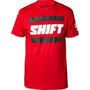 Велофутболка Shift Black Label Tee, темно-красный 2018 shift