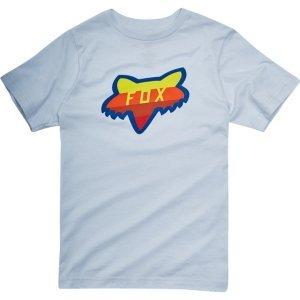 Велофутболка подростковая Fox Youth Draftr Head SS Tee, серый 2018Велофутболка<br>Высококачественная подростковая футболка от Fox. Модель свободного кроя, выполненная из гладкой плотной ткани и декорированная оригинальным принтом.<br><br><br><br>ОСОБЕННОСТИ<br><br><br><br>Материал: 50% - хлопок, 50% - полиэстер<br><br>С-образный вырез<br><br>Оригинальный принт<br>