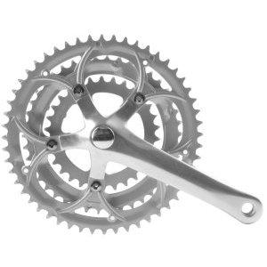 Система передняя ROAD, для шоссейных велосипедов, 30/42/52 зуб, 170мм, 5-351009