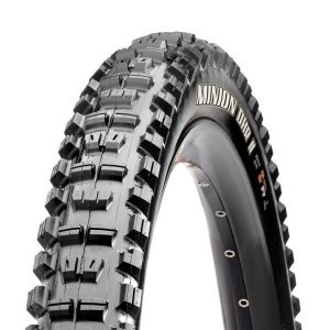 Покрышка Maxxis Minion DHR II, 27.5x2.40, TPI 60 кевлар EXO/TR Dual, TB85962000
