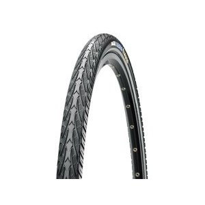 Покрышка Maxxis Overdrive, 26x1.75x2, TPI 60, сталь 70a Kevlar Inside Single, черный, TB64110000