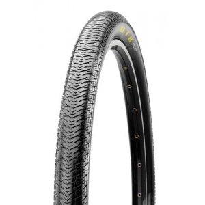 Покрышка Maxxis DTH, 24x1.75, TPI 120 сталь Silkworm Dual, черный, TB47649000Велопокрышки<br>Легкая сликовая покрышка, которая, благодаря жесткости и низкому сопротивлению качению отлично подойдет для гонок, а также для дертджампинга и катания в парке. Технология Skinwall обеспечивает дополнительную прочность боковых стенок покрышки почти без ущерба для её веса.<br><br><br><br>ОСОБЕННОСТИ:<br><br><br><br>—Низкое сопротивление качению<br><br>—Технология Skinwall обеспечивает дополнительную прочность боковых стенок покрышки почти без ущерба для её веса<br><br>—Защита от проколов Silkworm<br><br>—Корд: 120 TPI, сталь<br><br>—Размер: 24х1.75<br>