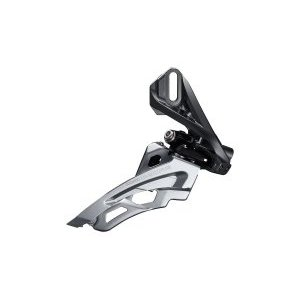 Переключатель передний Shimano Deore FD-M6000-D, side-swing, direct mount, 3x10 ск, IFDM6000D6