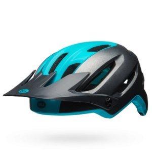 Шлем велосипедный Bell 18 4FORTY MTB, универсальный, матовый темно серо-синий mymei outdoor 90db ring alarm loud horn aluminum bicycle bike safety handlebar bell