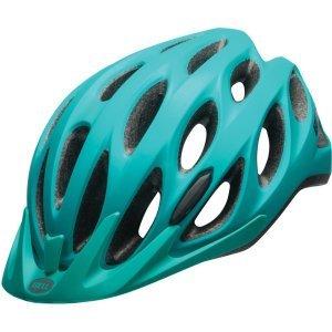 Шлем велосипедный Bell 17 TRACKER, универсальный, матовый зеленый flipper треска филе без кожи 600 г