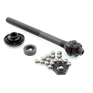 Комплектующие привода велосипеда Shimano ось, для WH-RX010-R, 146 мм (5-3/4), Y02V98030 комплектующие