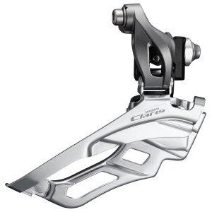 Суппорт/переключатель передний CLARIS EFDR2030X 2-6007 3x8ск. верхний хомут 28,6-34.9мм, 2-6007 ювелирные серьги silver wings серьги