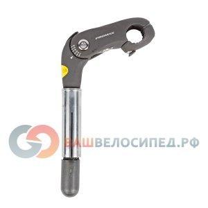 Вынос велосипедный PROMAX, внутренний, регулируемый, 0-50`, 1-1 1/8, 85/180 мм D:25.4 мм, 5-400211