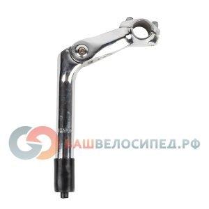 Вынос велосипедный PROMAX, внутренний, регулируемый, 0-50`, 1 1/8, 110/180, руль 25.4 мм, 5-400299