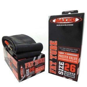 Камера Maxxis Fat Tire, 26x3.80/5.00 1.0 мм, автониппель, IB68600800
