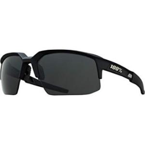 Велоочки 100% Speedcoupe Soft Tact Black / Smoke, 61031-100-57
