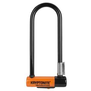 Велосипедный замок Kryptonite KRYPTONITE EVOLUTION MINI-9 + BRKT U-lock, на ключ