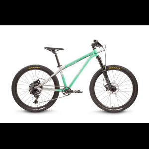 "Велосипед детский Early Rider Trail 24"" Hardtail Cyan/Brushed Al, 2018"