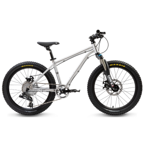 "Велосипед детский Early Rider Trail 20"" Hardtail Brushed Al, 2018"