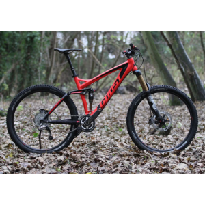 Велосипед MTB GHOST AMR Plus Lector 9000, AMR Plus Lector 9000-14, 2014
