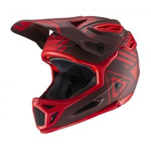 Велошлем Leatt DBX 5.0 Helmet Ruby 2019