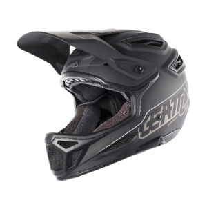 Велошлем Leatt DBX 6.0 Carbon Helmet, черный 2019
