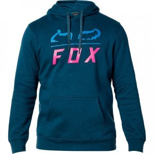 Толстовка Fox Furnace Pullover Fleece, синий 2019