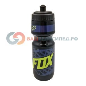 Фляга для воды Fox Given Water Bottle, 700 мл, черный, 09774-001-OS