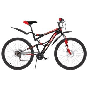 "Горный велосипед Black One Descender FS 26 D 26"" 2018"