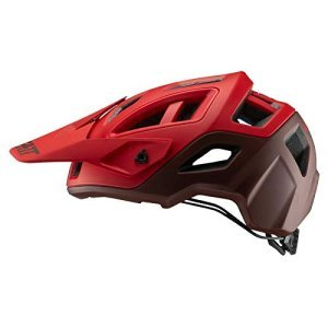 Велошлем Leatt DBX 3.0 All Mountain Helmet Ruby 2019